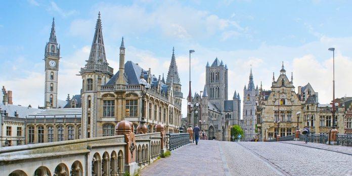Arbeiten in Belgien