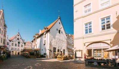 Arbeiten in Estland