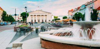 Arbeiten in Litauen