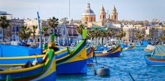Arbeiten auf Malta