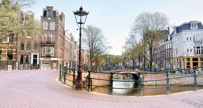 Arbeiten in den Niederlanden