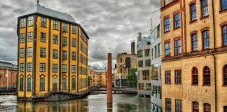 Arbeiten in Schweden
