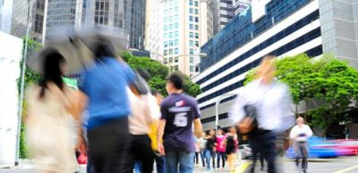 Arbeiten in Singapur
