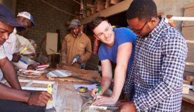 Arbeiten in Südafrika
