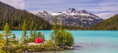 Camps in Kanada