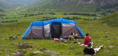 Camps in Großbritannien