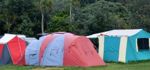 Camps in Neuseeland