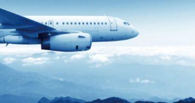Flug für die Reise organisieren