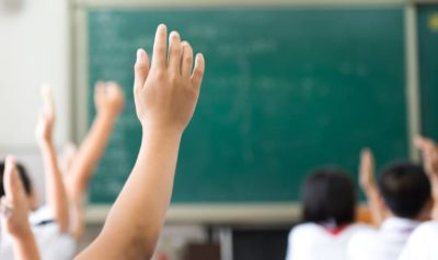 Freiwilligenarbeit im Bereich Bildung und Unterricht