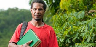 Freiwilligenarbeit in Guinea