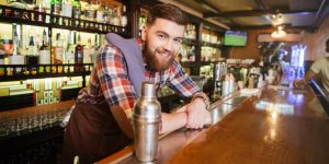 Jobben als Barkeeper