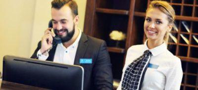 Jobben in Hotels und Hostels