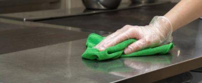 Jobben als Küchenhilfe