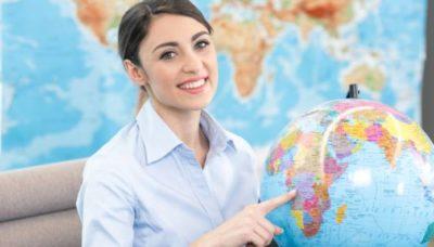 Typische Zielländer der Freiwilligenarbeit