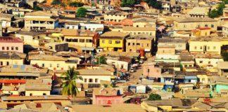Praktika in Ghana