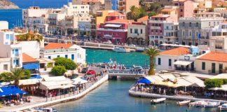 Praktika in Griechenland