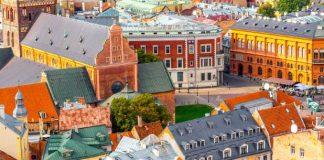 Praktika in Lettland