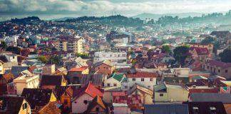 Praktika in Madagaskar