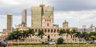 Praktika in Paraguay