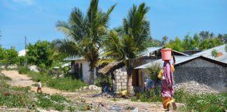 Praktika in Tansania