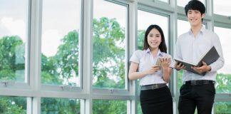 Praktika in Thailand