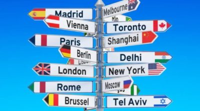 Wohin zum Auslandspraktikum?