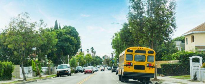 Ein Schulhalbjahr in L.A., USA