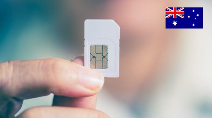 SIM Karte für Australien