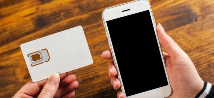 Gunstige Prepaid Sim Karte Furs Ausland Zum Telefonieren Und