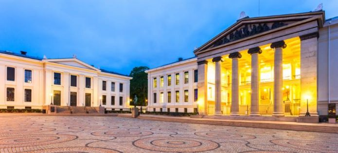 Auslandsstudium in Norwegen