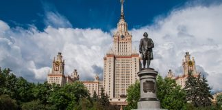 Auslandsstudium in Russland