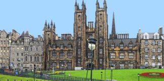 Auslandsstudium in Schottland