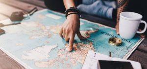 Checkliste für deine Reiseplanung eines Auslandspraktikums