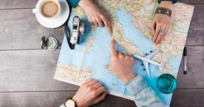 Work and Travel über eine Agentur/einen Anbieter buchen
