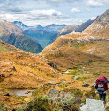 Work & Travel Neuseeland - ein unvergessliches Abenteuer