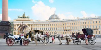 Work and Travel in Russland