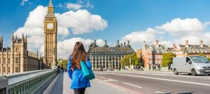 Work and Travel in Großbritannien