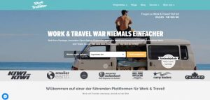 """Work and Traveller""- individuelle und maßgeschneiderte Working Holidays"