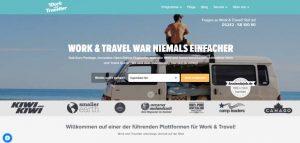 """""""Work and Traveller""""- individuelle und maßgeschneiderte Working Holidays"""